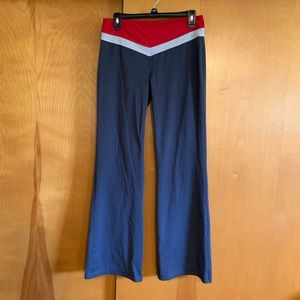 Flare fit regular length yoga pants